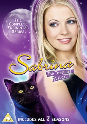 Sabrina, the Teenage Witch 1056x1500