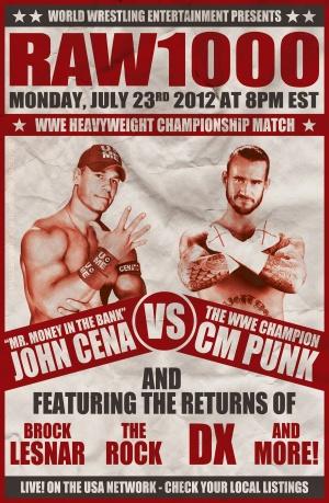 WWE Monday Night RAW 1200x1835