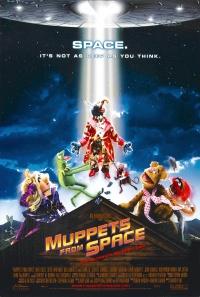 Muppets aus dem All poster