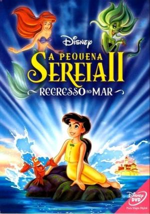 The Little Mermaid II: Return to the Sea 561x800
