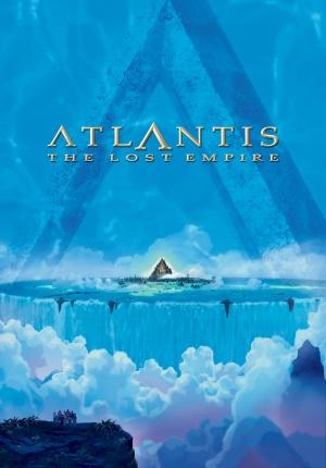 Atlantis - Das Geheimnis der verlorenen Stadt 1236x1772