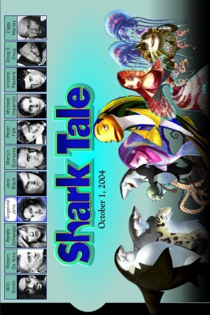Shark Tale 500x750
