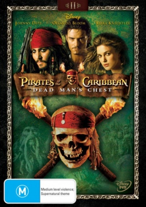 Pirates of the Caribbean: Dead Man's Chest 708x1000