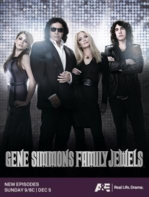 Gene Simmons: Family Jewels 500x660