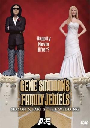 Gene Simmons: Family Jewels 500x706