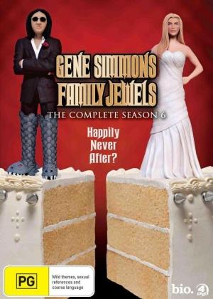 Gene Simmons: Family Jewels 714x1000