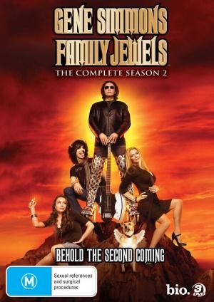 Gene Simmons: Family Jewels 500x707