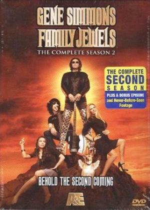 Gene Simmons: Family Jewels 321x451