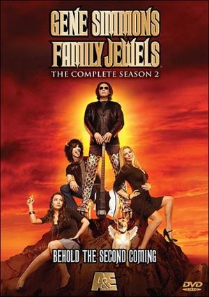 Gene Simmons: Family Jewels 380x540