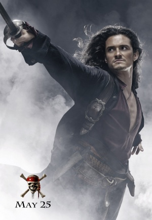 Pirates of the Caribbean: At World's End 3462x5000