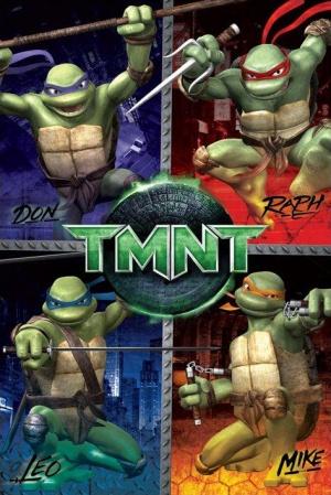 Teenage Mutant Ninja Turtles 473x708