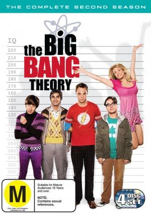 The Big Bang Theory 800x1134