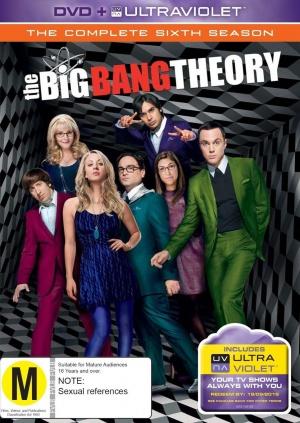 The Big Bang Theory 1134x1600