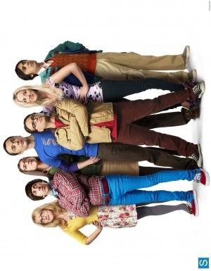 The Big Bang Theory 2048x2626