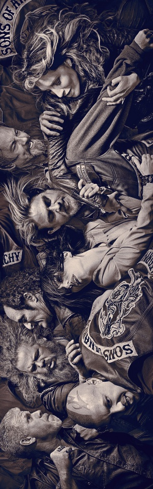 Sons of Anarchy 1568x5000