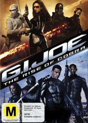 G.I. Joe: The Rise of Cobra 1520x2120
