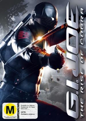 G.I. Joe: The Rise of Cobra 1602x2244