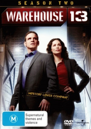 Warehouse 13 400x566