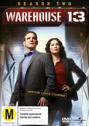 Warehouse 13 800x1128