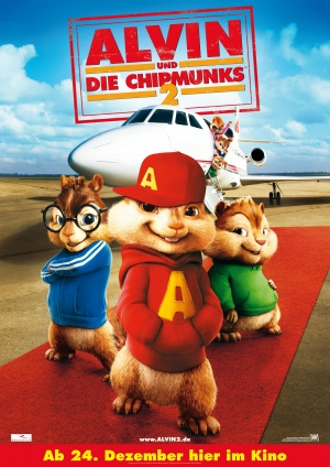 Alvin and the Chipmunks: The Squeakquel 2481x3508