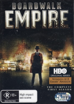 Boardwalk Empire 350x493