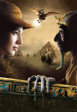 Adèle und das Geheimnis des Pharaos 3333x4800