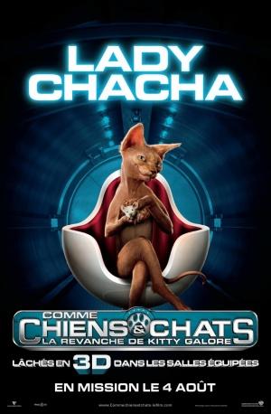 Cats & Dogs - Die Rache der Kitty Kahlohr 1077x1644