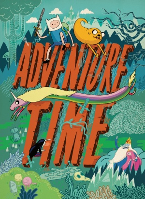 Adventure Time with Finn & Jake 2026x2771