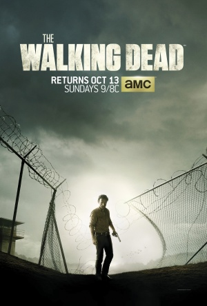 The Walking Dead 2430x3600