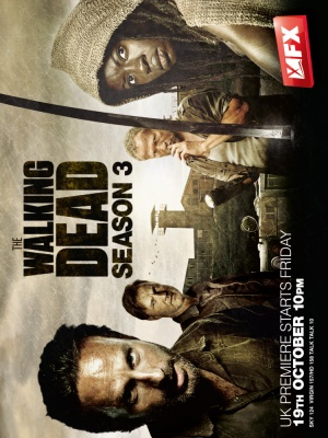 The Walking Dead 750x1000