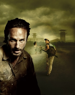 The Walking Dead 3928x5000