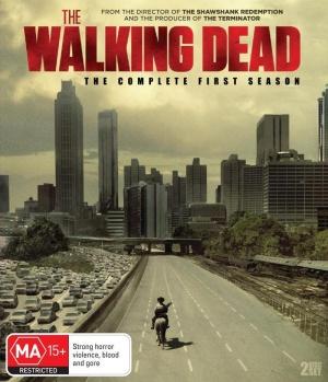 The Walking Dead 800x931