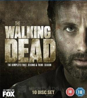 The Walking Dead 406x455