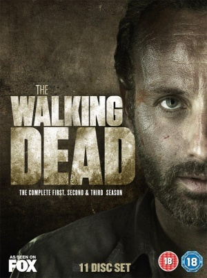 The Walking Dead 800x1073