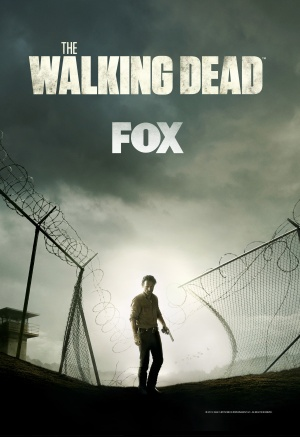 The Walking Dead 3433x5000