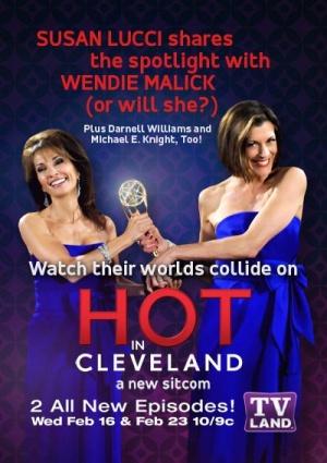 Hot in Cleveland 400x567