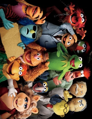 The Muppets 3102x4000