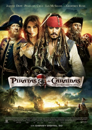 Pirates of the Caribbean: On Stranger Tides 3535x5000