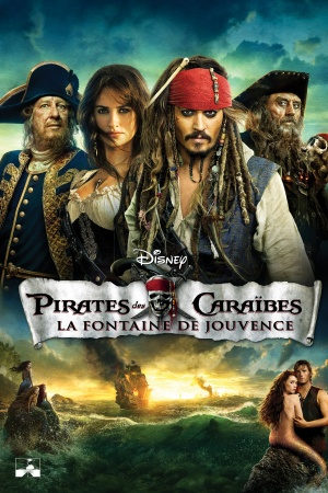 Pirates of the Caribbean: On Stranger Tides 2000x3000