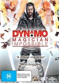Dynamo: Magic Impossible poster