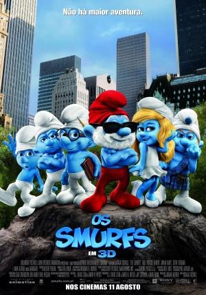 The Smurfs 2480x3543