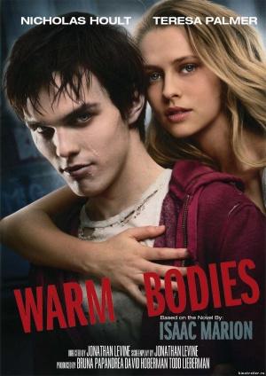 Warm Bodies 940x1328