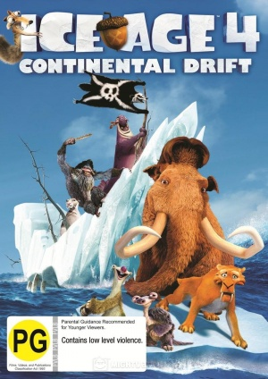 Ice Age 4 - Voll verschoben 800x1131