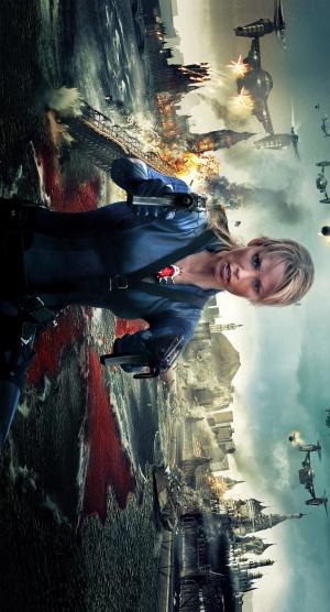 Resident Evil: Retribution 2700x5000