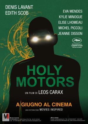 Holy Motors 595x841