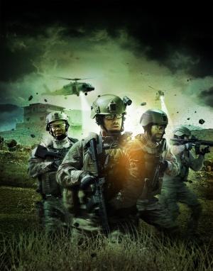 Seal Team Six: The Raid on Osama Bin Laden 2358x3000