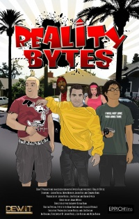 Reality Bytes poster