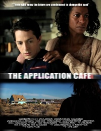 The Application Cafe poster