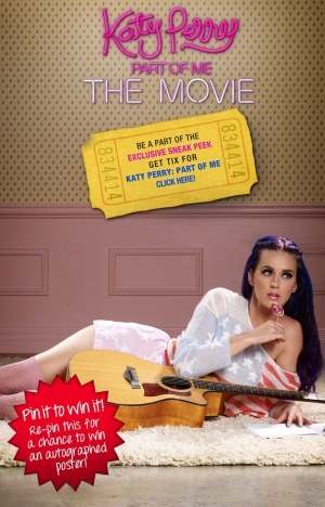 Katy Perry: Part of Me 736x1148
