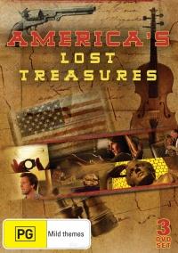 America's Lost Treasures poster